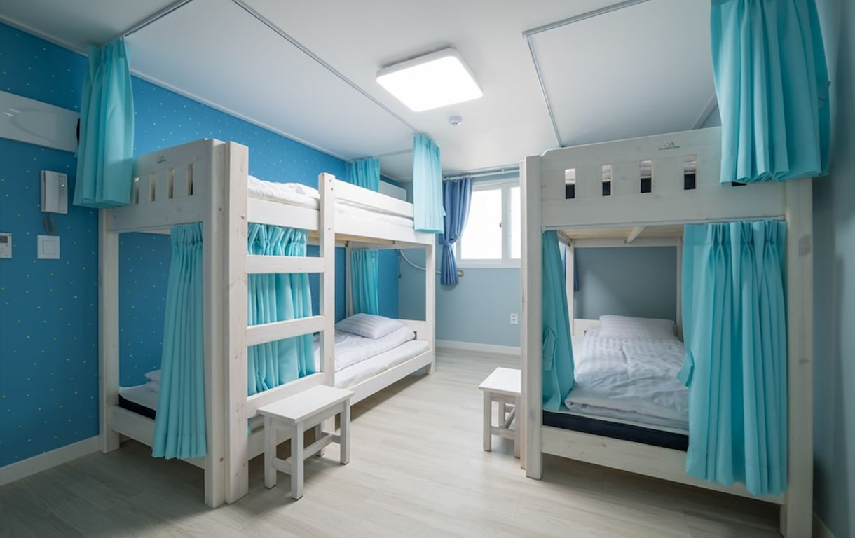 Incheon Airport DreamTrip Guesthouse