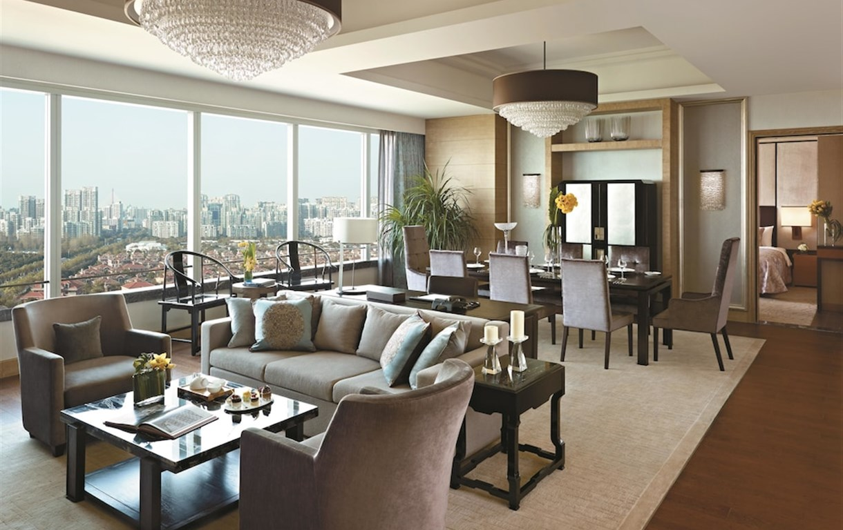 Kerry Hotel Pudong Shanghai