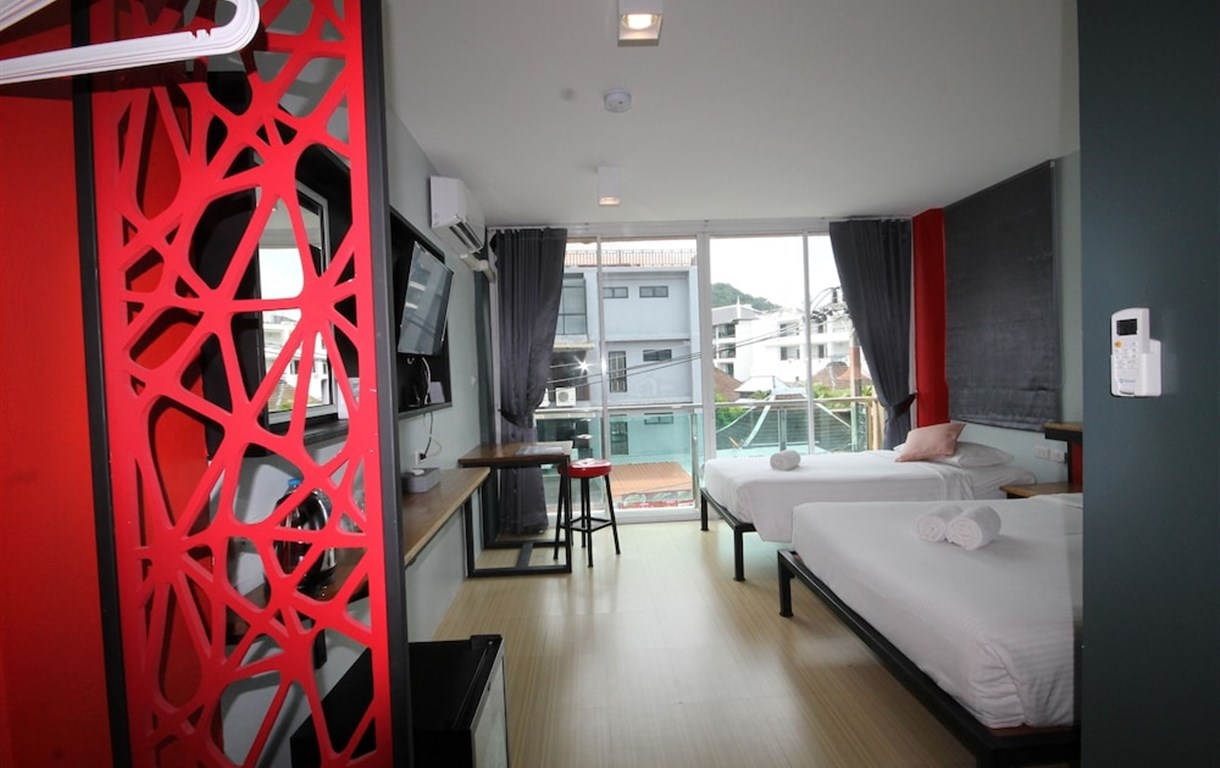 Red Roof In Hotel Ao Nang Beach