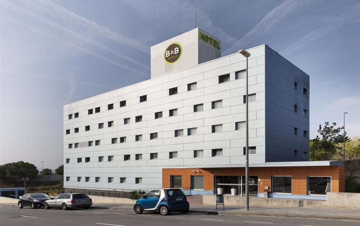 B and B Hotel Granollers (ex Sidorme Granollers)