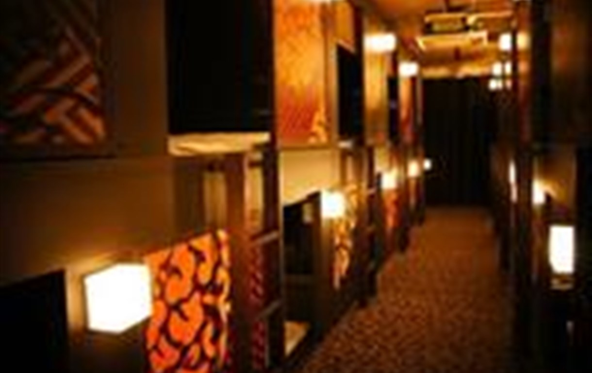 Centurion Cabin and Spa Caters to Women