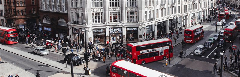 Shopping London